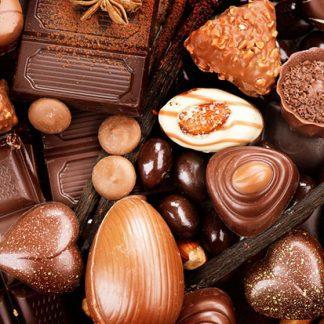 Kommid ja šokolaad